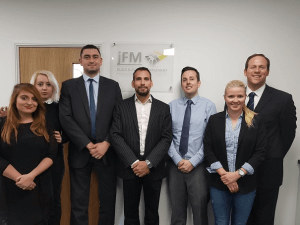 Image of JFM PM Team