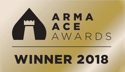 arma ace awards  winner